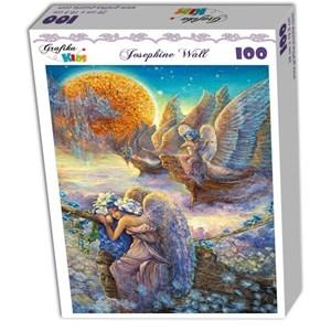 "Grafika (01590) - Josephine Wall: ""I Saw Three Ships"" - 100 pezzi"