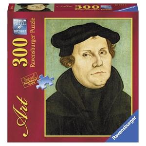 "Ravensburger (13954) - ""Martin Luther Portrait"" - 300 pezzi"