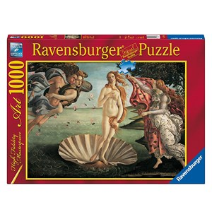 "Ravensburger (15769) - Sandro Botticelli: ""The Birth of Venus"" - 1000 pezzi"