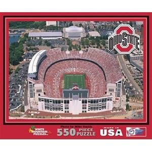 """White Mountain (501) - """"Ohio State Stadium, USA"""" - 550 pezzi"""