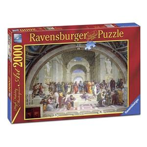"Ravensburger (16669) - Raphael: ""The School of Athens"" - 2000 pezzi"