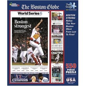 """White Mountain (1045) - """"Boston Strongest"""" - 550 pezzi"""