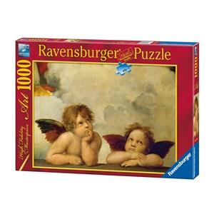 "Ravensburger (15544) - Raphael: ""Cherubs"" - 1000 pezzi"