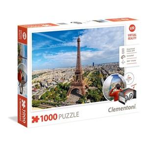 """Clementoni (39402) - """"Paris"""" - 1000 pezzi"""