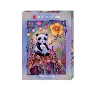 "Heye (29803) - Jeremiah Ketner: ""Panda Naps"" - 1000 pezzi"