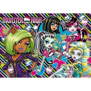 "Clementoni (27816) - ""Monster High, Girls"" - 104 pezzi"