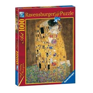 "Ravensburger (15743) - Gustav Klimt: ""The Kiss"" - 1000 pezzi"