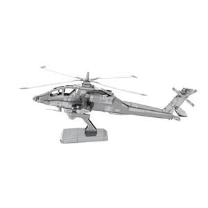 "Metal Earth (Metal-Earth-MMS083) - ""Apache AH-64"" - 20 pezzi"