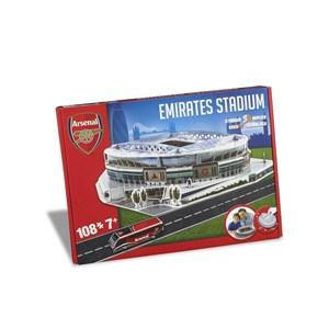 "Nanostad (Arsenal) - ""Emirates Stadium, Arsenal"" - 108 pezzi"