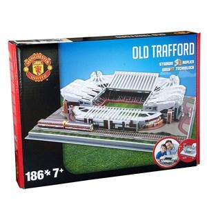 "Nanostad (Manchester) - ""Manchester United, Old Trafford"" - 186 pezzi"