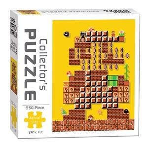 "USAopoly (PZ005-478) - ""Mario Maker #1 Puzzle"" - 550 pezzi"