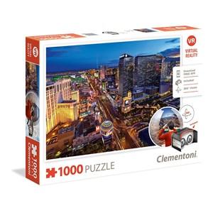 "Clementoni (39404) - ""Las Vegas"" - 1000 pezzi"