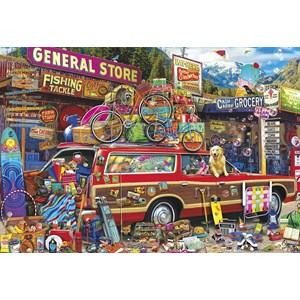 "Buffalo Games (2067) - Aimee Stewart: ""Family Vacation"" - 2000 pezzi"