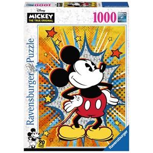"Ravensburger (15391) - ""Retro Mickey Mouse"" - 1000 pezzi"