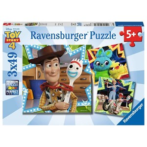 """Ravensburger (08067) - """"Toy Story 4"""" - 49 pezzi"""