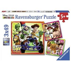 """Ravensburger (08038) - """"Toy Story"""" - 49 pezzi"""