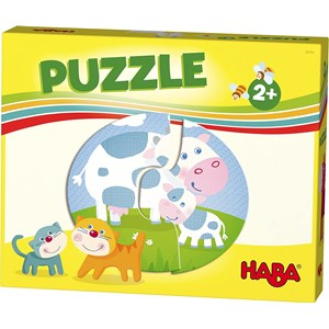 "HABA (303762) - ""On The Farm"" - 2 pezzi"