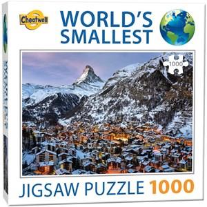 """Cheatwell Games (13114) - """"Matterhorn"""" - 1000 pezzi"""