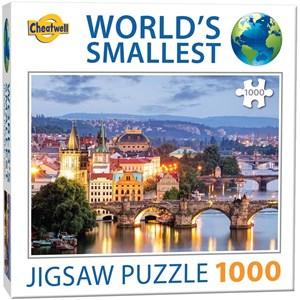 "Cheatwell Games (13992) - ""Prague Bridges"" - 1000 pezzi"
