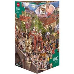 "Heye (29926) - Doro Göbel: ""Street Parade"" - 2000 pezzi"