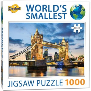 "Cheatwell Games (13954) - ""World's Smallest"" - 1000 pezzi"