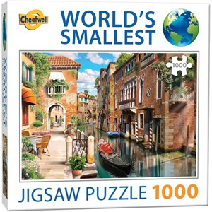"Cheatwell Games (13985) - ""Venice Canals"" - 1000 pezzi"
