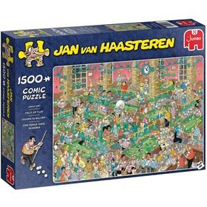 """Jumbo (20026) - Jan van Haasteren: """"Chalk Up!"""" - 1500 pezzi"""