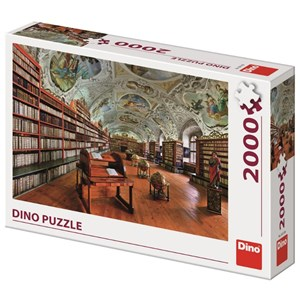 "Dino (56119) - ""Theological Hall"" - 2000 pezzi"
