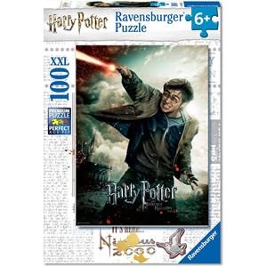 """Ravensburger (12869) - """"Harry Potter"""" - 100 pezzi"""