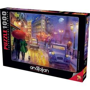 """Anatolian (1070) - """"Paris at Night"""" - 1000 pezzi"""