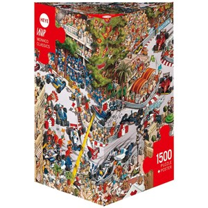 "Heye (29923) - Jean-Jacques Loup: ""Monaco Classics"" - 1500 pezzi"
