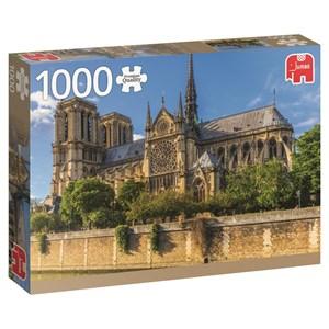 """Jumbo (18528) - """"Notre Dame de Paris"""" - 1000 pezzi"""