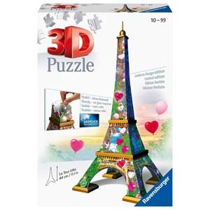 "Ravensburger (11183) - ""Eiffel Tower"" - 216 pezzi"