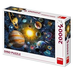 "Art Puzzle (56116) - ""Solar System"" - 2000 pezzi"