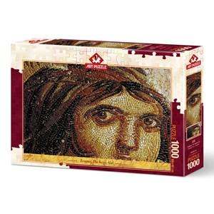 "Art Puzzle (5192) - ""Gypsy Girl, Zeugma"" - 1000 pezzi"