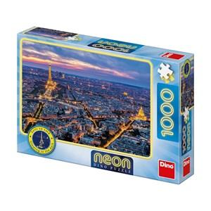 """Dino (54126) - """"Paris"""" - 1000 pezzi"""