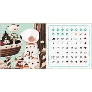 "Pintoo (h1701) - ""Calendar Showpiece, Lighthouse"" - 200 pezzi"