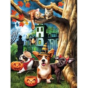 "SunsOut (28826) - Tom Wood: ""Halloween HiJinx"" - 300 pezzi"
