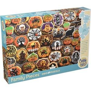 "Cobble Hill (54612) - ""Halloween Cookies"" - 350 pezzi"