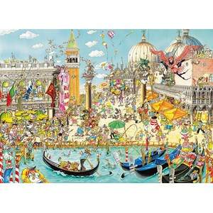 "King International (55842) - ""Venice"" - 1000 pezzi"