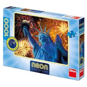 "Dino (54123) - ""Statue of Liberty"" - 1000 pezzi"