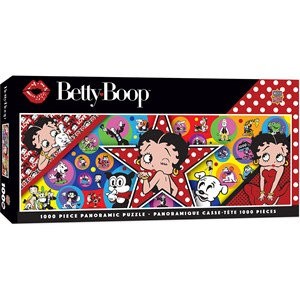 "MasterPieces (71839) - ""Betty Boop"" - 1000 pezzi"