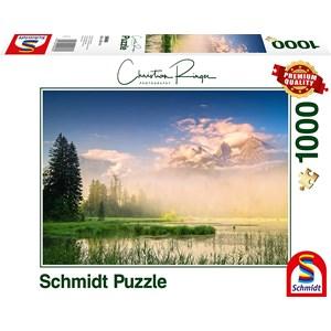 """Schmidt Spiele (59696) - Christian Ringer: """"Taubensee"""" - 1000 pezzi"""