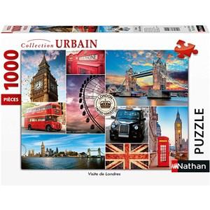 "Nathan (87632) - ""London"" - 1000 pezzi"