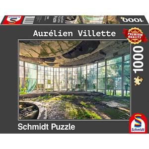 """Schmidt Spiele (59680) - Aurelien Villette: """"Old Coffee Shop"""" - 1000 pezzi"""
