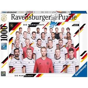 "Ravensburger (16480) - ""Die Mannschaft"" - 1000 pezzi"