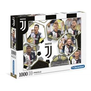 """Clementoni (39530) - """"Juventus"""" - 1000 pezzi"""