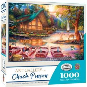 "MasterPieces (71905) - Chuck Pinson: ""Seize the Day"" - 1000 pezzi"
