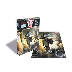 "Zee Puzzle (25783) - ""2000 AD, Rogue Trooper"" - 500 pezzi"