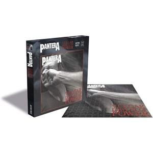 "Zee Puzzle (24653) - ""Pantera, Vulgar Display of Power"" - 500 pezzi"